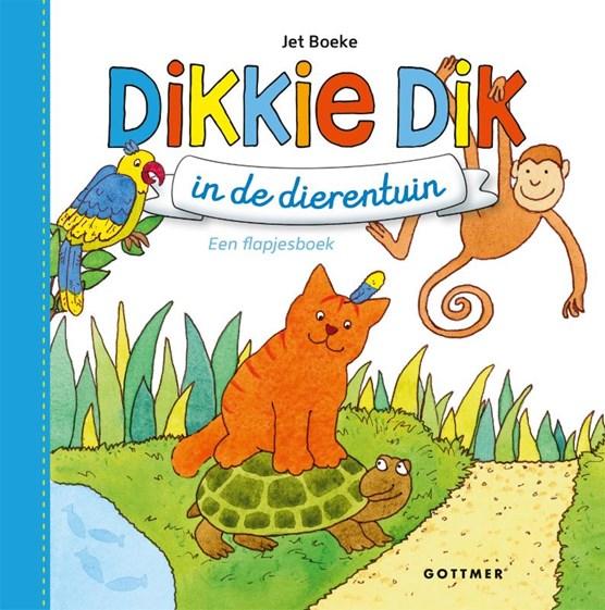 Dikkie Dik in de dierentuin