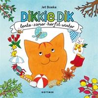 Lente, zomer, herfst en winter | Jet Boeke |