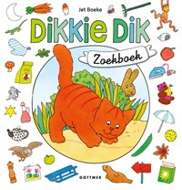 Dikkie Dik zoekboek | Jet Boeke |