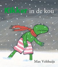 Kikker in de kou Mini editie | Max Velthuijs |
