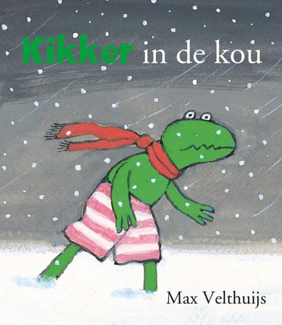Kikker in de kou Mini editie