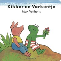 Kikker en Varkentje | Max Velthuijs |