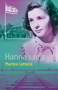 Hanna's reis | Martine Letterie |