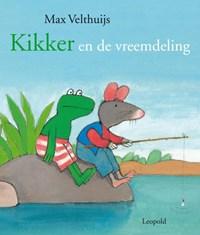 Kikker en de vreemdeling | Max Velthuijs |