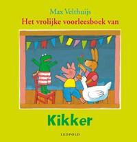 Het vrolijke voorleesboek van Kikker   Max Velthuijs  