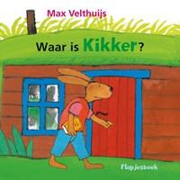 Waar is Kikker?   Max Velthuijs  