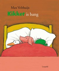 Kikker is bang   Max Velthuijs  