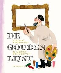 De gouden lijst   Rindert Kromhout  
