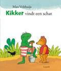 Kikker vindt een schat   Max Velthuijs  