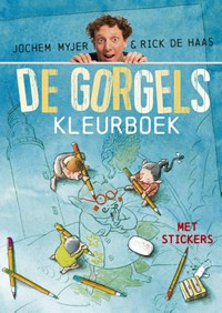 De Gorgels Kleurboek | Jochem Myjer |