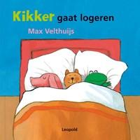 Kikker gaat logeren   Max Velthuijs  
