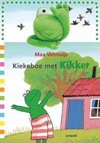 Kiekeboe met Kikker | Max Velthuijs |