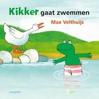 Kikker gaat zwemmen | Max Velthuijs |