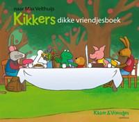 Kikkers dikke vriendjesboek | Max Velthuijs |