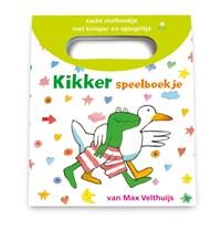 Kikker speelboekje | Max Velthuijs |
