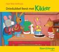 Driedubbel feest met Kikker   Max Velthuijs  