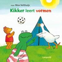 Kikker leert vormen   Max Velthuijs  