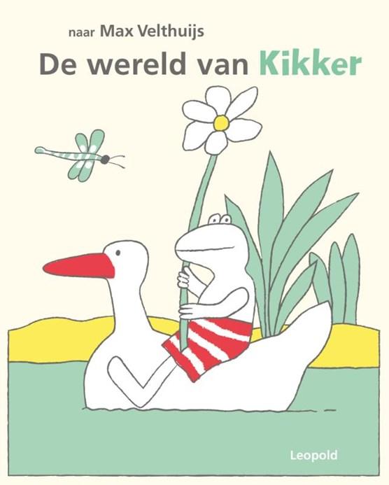 De wereld van Kikker