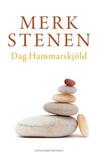 Merkstenen   Dag Hammarskjold  