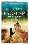 Broedertwist   R.J. Ellory  