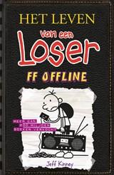 Ff offline   Jeff Kinney   9789026140600