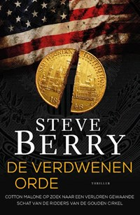 De verdwenen orde   Steve Berry  