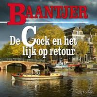 De Cock en het lijk op retour   A.C. Baantjer  