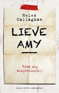 Lieve Amy | Helen Callaghan |