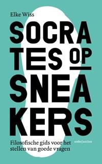 Socrates op sneakers   Elke Wiss  