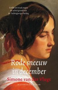 Rode sneeuw in december | Simone van der Vlugt |