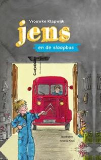 Jens en de slaapbus   Vrouwke Klapwijk  