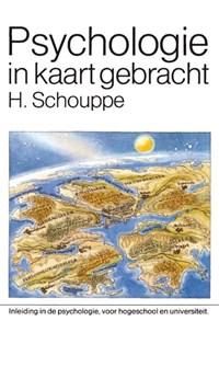 Psychologie in kaart gebracht   H. Schouppe  