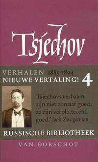 Verzamelde werken 4 Verhalen 1889-1894 | Anton P. Tsjechov |