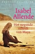 Het negende schrift van Maya   Isabel Allende  