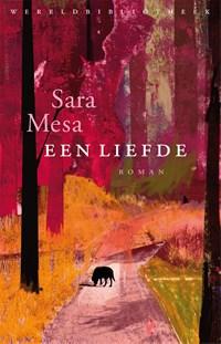 Een liefde   Sara Mesa  