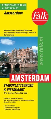 Amsterdam plattegrond   auteur onbekend  