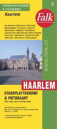 Haarlem plattegrond   auteur onbekend  