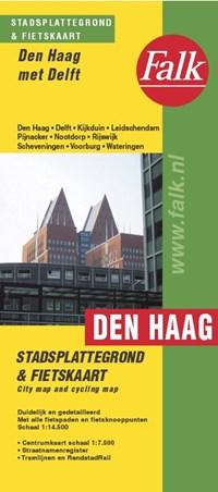 Den Haag plattegrond   auteur onbekend  