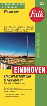 Eindhoven plattegrond | auteur onbekend |