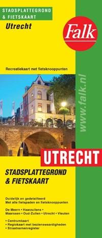 Utrecht plattegrond   auteur onbekend  