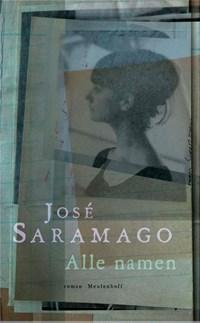 Alle namen | José Saramago |