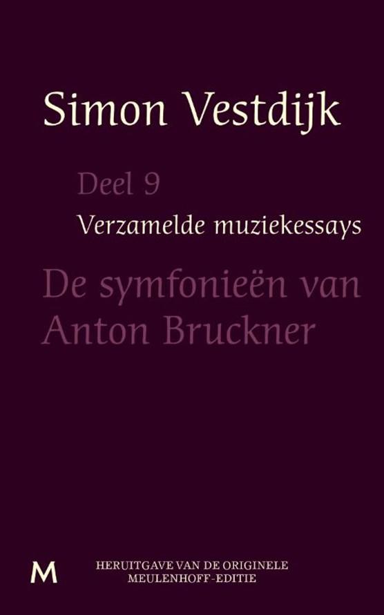 De symfonieën van Anton Bruckner