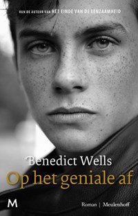 Op het geniale af   Benedict Wells  