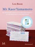 Mr. Kaor Yamamoto   Lex Boon  