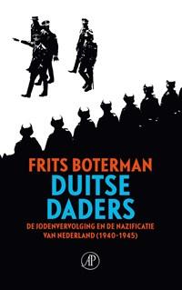 Duitse daders 1 en 2 | F.W. Boterman |
