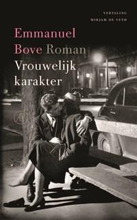 Vrouwelijk karakter | Emmanuel Bove |
