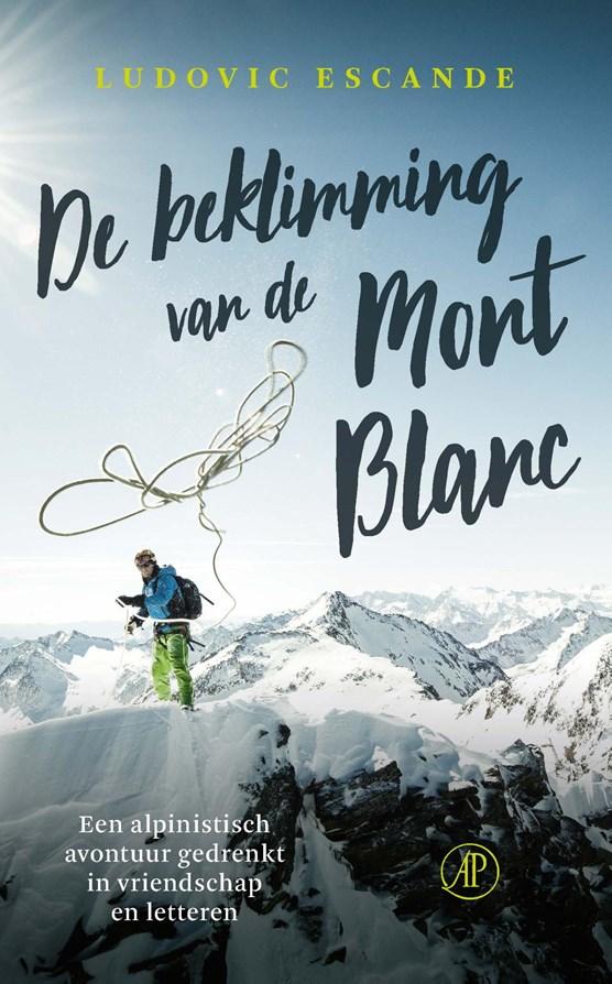 De beklimming van de Mont Blanc