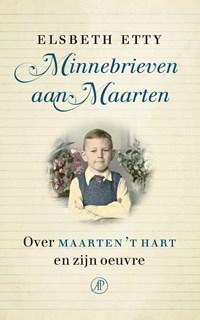 Minnebrieven aan Maarten   Elsbeth Etty  