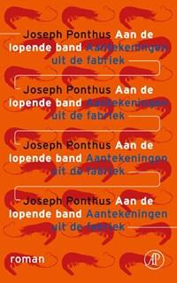 Aan de lopende band | Joseph Ponthus |