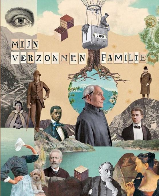 Japin. Portret van mijn verzonnen familie